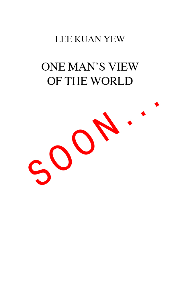 Lee---One-Man's-View-of-the-World